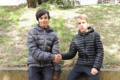 Alban & Mathéo - 5ème 2 & ULIS